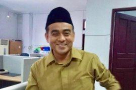 Prof Farid Wajdi khatib shalad Ied Idul Adha di Sabang