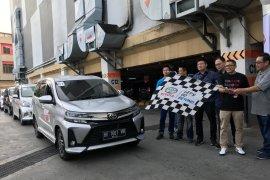 Toyota gelar festival Avanza-Veloz Sebangsa  di 11  kota