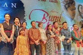 "Hanung Bramantyo dapat standing ovation, berkat film ""Bumi Manusia"""