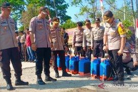 Polres Banjarbaru tingkatkan patroli cegah kebakaran hutan dan lahan