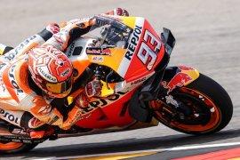 Marquez pecahkan rekor Doohan, raih pole position GP Austria