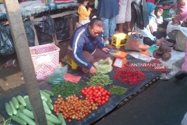 Harga cabai merah di Rejang Lebong Rp80.000