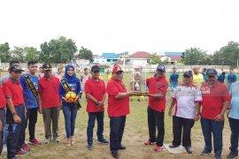 Turnamen sepak bola Piala Wali Kota Sibolga digelar meriahkah HUT ke-74 RI