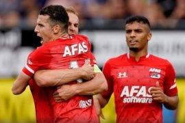 AZ Alkmaar  menang di kandang RKC Waalwijk, Liga Belanda