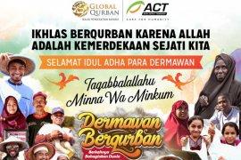 Global Qurban-ACT Sebar Hewan Qurban ke Jutaan Umat di Indonesia dan Dunia