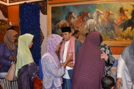 """Fachrori sajikan makanan khas Jambi dalam """"open house"""" Idul Adha"""