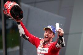 Dovizioso beberkan kunci kemenangan atas Marc Marquez di Austria