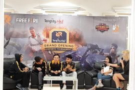 RRQ gelar turnamen  di Tangerang cari bibit e-sport
