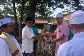 Polda Bangka Belitung potong 25 hewan kurban