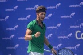 Petenis Ukraina juara Combiphar Tennis Open