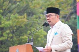Ridwan Kamil sebut semangat kurban sejalan dengan spirit kemerdekaan