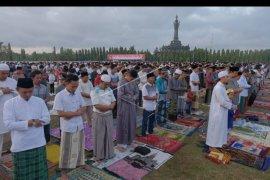 Sholat Idul Adha di Bali