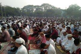 Haji adalah madrasah kesabaran