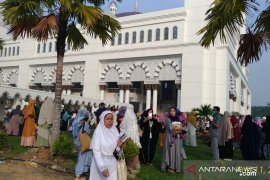Gubernur : pembangunan Mujahidin dilanjutkan untuk pendidikan Islam berkualitas