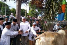 Plt Gubernur Aceh ajak masyarakat maknai hikmah qurban