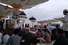 Ini pesan khatib Idul Adha di masjid Raya Baiturrahman