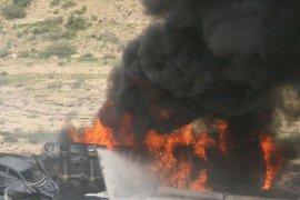 Ledakan tanker bahan bakar di Tanzania, 60 tewas
