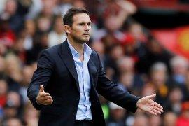 Lampard tak menyangka Chelsea kalah 0-4 saat lawan MU