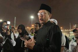 Amirul Hajj: Terowongan Muashim jemaah sangat banyak, calon haji diminta jangan berpisah