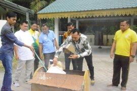 Dinas Pendidikan Langkat musnahkan blangko ijazah SD dan SMP