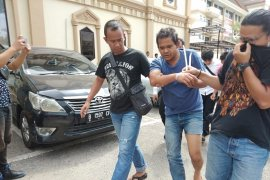 Bawa ganja 200 kg asal Aceh, tiga orang kurir ditangkap di Jambi
