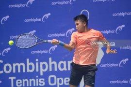 Tiga wakil Indonesia gagal bersinar di Combiphar Tennis Open