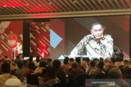 Menhan tegaskan mengganti ideologi Pancasila adalah pengkhianat