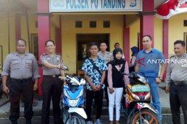 Polisi selamatkan sepeda motor korban begal di Jalan Lintas Curup-Lubuklinggau