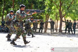 Komandan Brigif 2 Marinir tinjau Latma Platex di Situbondo