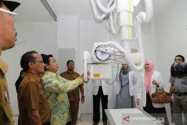 RSUD  Sultan Suriansyah Banjarmasin mulai beroperasi