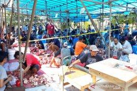 Riau Kompleks PT RAPP berbagi kebaikan di Idul Adha