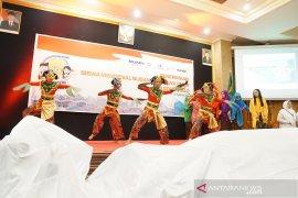Peserta SMN Jatim tampilkan drama Ande-Ande Lumut di Gorontalo