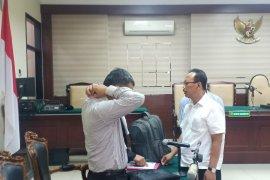 Mantan Sekkota Malang Cipto Wiyono divonis tiga tahun penjara