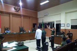 Saksi ahli pastikan oknum TNI terdakwa mutilasi tidak gangguan  jiwa