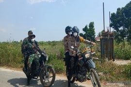 Polres Banjarbaru jaga kawasan bandara dari kebakaran lahan