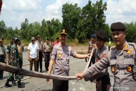 South Kalimantan karhutla handling receives special attention from the National Police Headquarters