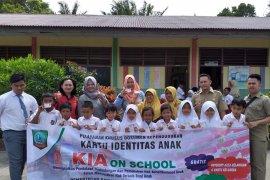 Program KIA di Belitung Timur baru mencapai 48,45 persen