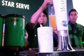 Kompetisi bartender digelar di empat kota