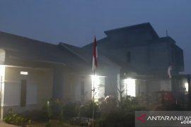 Kabut asap di Kota Pontianak makin pekat