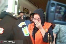 Mantan Plt Kadis Kesehatan Bengkulu Tengah ditahan
