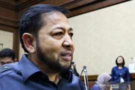 Setya Novanto mengajukan peninjauan kembali dalam kasus korupsi KTP-el