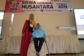 Dua siswa berkebutuhan khusus dari Sumut ikut Program  SMN