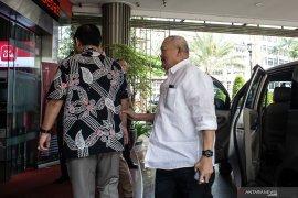 Kejagung periksa mantan Gubernur Sumsel Alex Noerdin  terkait dana hibah senilai RP2,1 Triliun