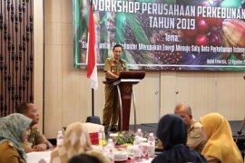Pemprov-BPS Lampung Lakukan Update Data Perkebunan