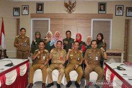 Sekda HSS sambut tujuh pengajar muda dari Indonesia Mengajar