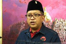 Sekjen PDI Perjuangan Hasto Kristiyanto: Presiden prioritaskan menteri dari parpol koalisi