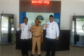 Wakil wali kota Ternate tes urine