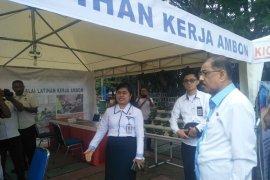 """20 perusahaan ikut """"job fair"""" digelar Pemkot Ambon"""