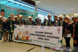 PT Timah sambut Siswa Mengenal Nusantara asal Sulawesi Tenggara