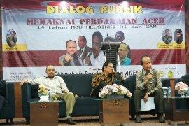 Sofyan Djalil:  Ciptakan energi positif rawat perdamaian di Aceh